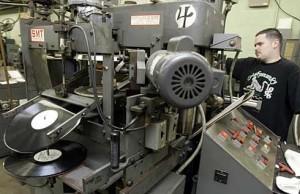 record-press